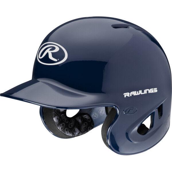 RPR High School/College Batting Helmet Navy