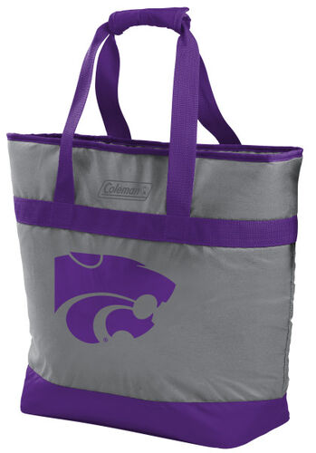 Rawlings Kansas State Wildcats 30 Can Tote Cooler In Team Colors With Team Logo On Front SKU #07883033111