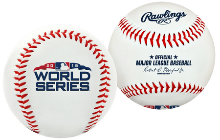 2018 World Series® Replica Baseball
