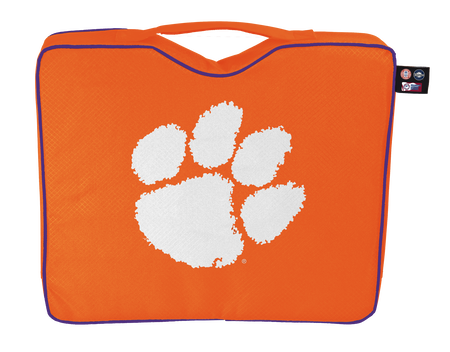 NCAA Clemson Tigers Bleacher Cushion