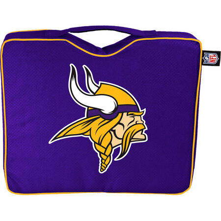 NFL Minnesota Vikings Bleacher Cushion