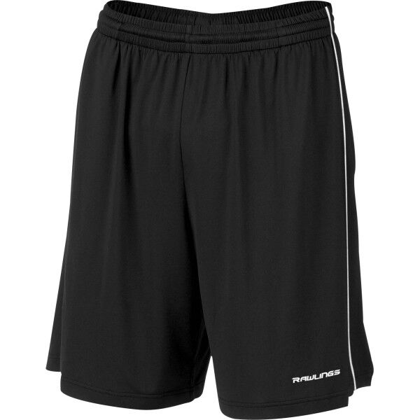 Youth Relaxed Fit Shorts Black