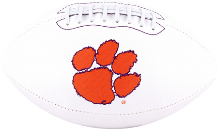 NCAA Clemson Tigers Signature Series Football
