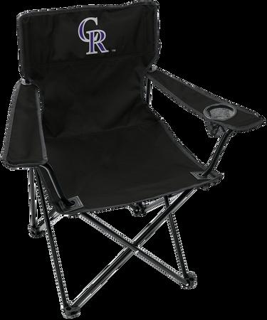 MLB Colorado Rockies Gameday Elite Quad Chair