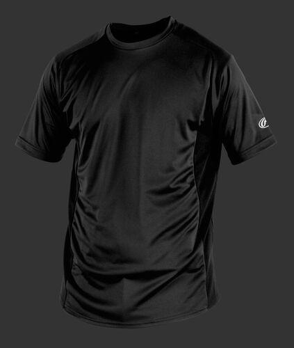 Adult Short Sleeve Shirt Black