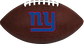 NFL New York Giants Football image number null