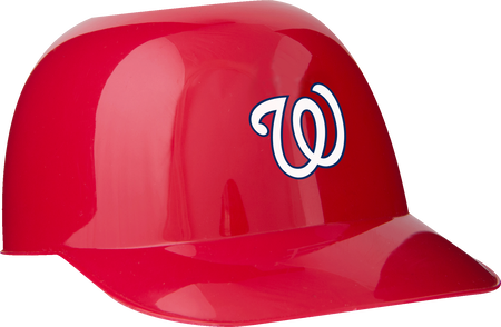 MLB Washington Nationals Snack Size Helmets