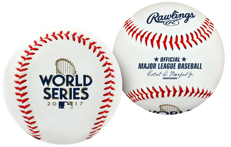 2017 World Series® Replica Baseball