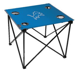 NFL Detroit Lions Deluxe Tailgate Table