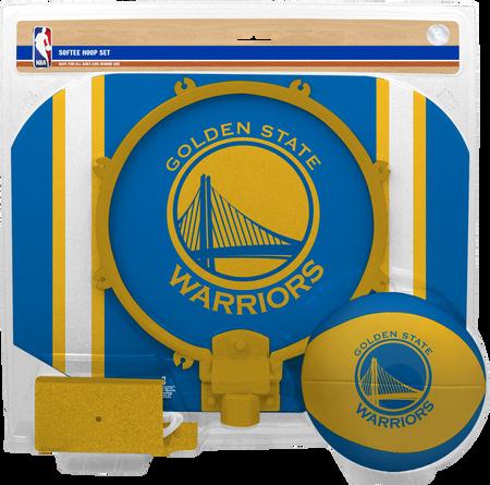 NBA Golden State Warriors Softee Hoop Set