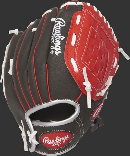 PL10DSSW 10-inch Players Series tee ball glove with a dark shadow back