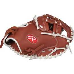 R9 Series 33 in Fastpitch Catcher's Mitt