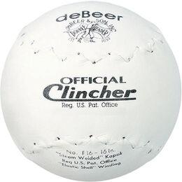 deBEER 16 in Clincher Yellow Softballs