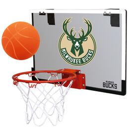 NBA Milwaukee Bucks Hoop Set
