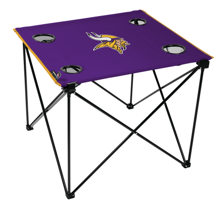 NFL Minnesota Vikings Deluxe Tailgate Table