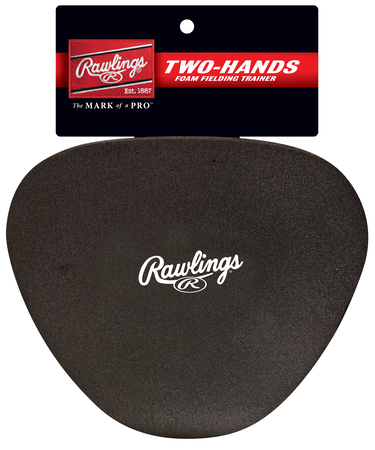 Two-Hands Foam Fielding Trainer