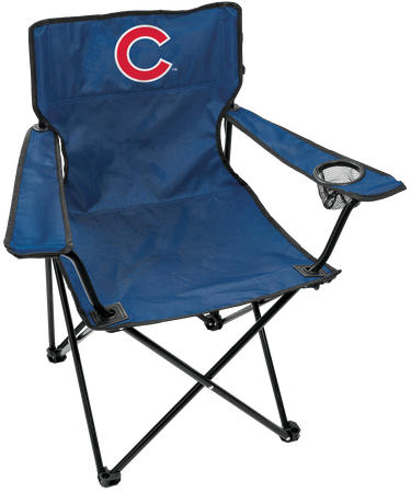 MLB Chicago Cubs Gameday Elite Quad Chair