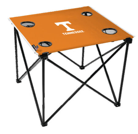 NCAA Tennessee Volunteers Deluxe Tailgate Table