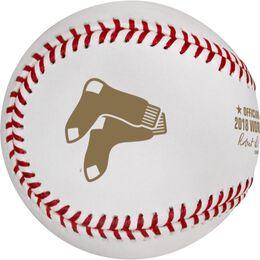MLB 2018 World Series Dueling Baseball