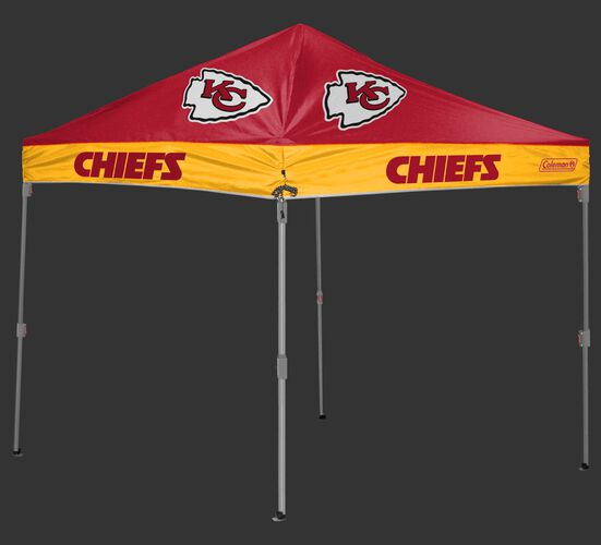 NFL Kansas City Chiefs 10x10 Shelter