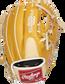 Heart of the Hide 11.5 in Custom Baseball Glove image number null
