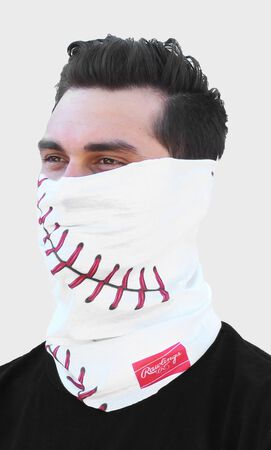 Rawlings Adult Multi-Functional Head and Face Gear   Baseball Stitch