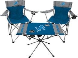 NFL Detroit Lions 3-Piece Tailgate Kit