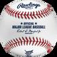 ROMLBHR19 Official MLB baseball commemorating the 2019 MLB Home Run Derby image number null