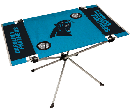 NFL Carolina Panthers Endzone Table