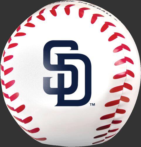 MLB San Diego Padres Big Boy 8 in Softee Baseball