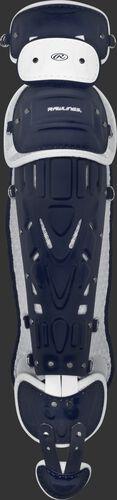 Navy/white LGPRO2 Pro Preferred adult leg guards