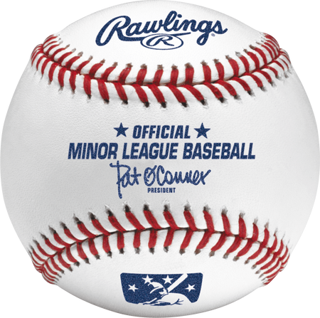 Minor League Official Baseballs