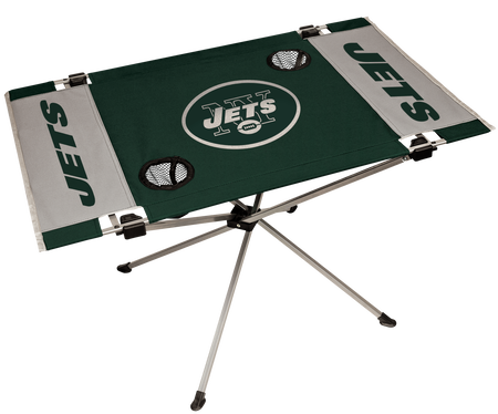 NFL New York Jets Endzone Table