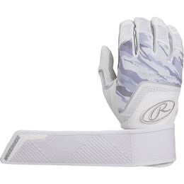 Adult Workhorse Batting Gloves White