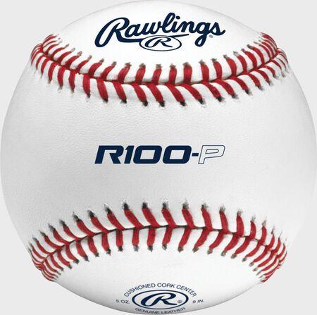 Rawlings High School Practice Baseballs