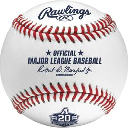 MLB 2018 Arizona Diamondbacks 20th Anniversary Baseball