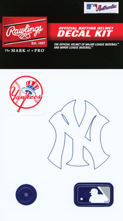 MLB New York Yankees Decal Kit