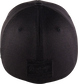 Rawlings Black Clover Blackout Fitted Hat image number null