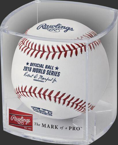 MLB 2018 World Series Baseball