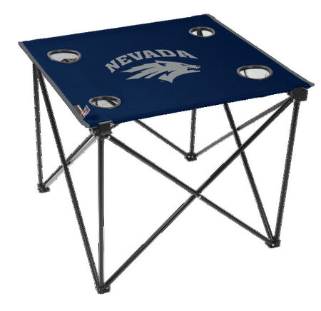 NCAA Nevada Wolf Pack Deluxe Tailgate Table