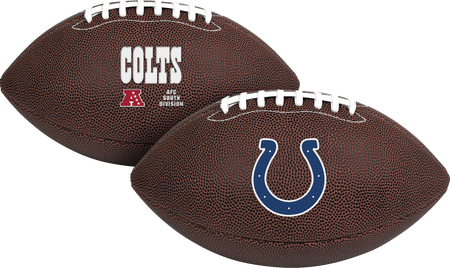 NFL Indianapolis Colts Air-It-Out youth football with team logo