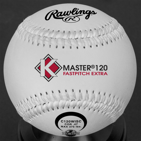 "ISA Official 12"" Softballs"