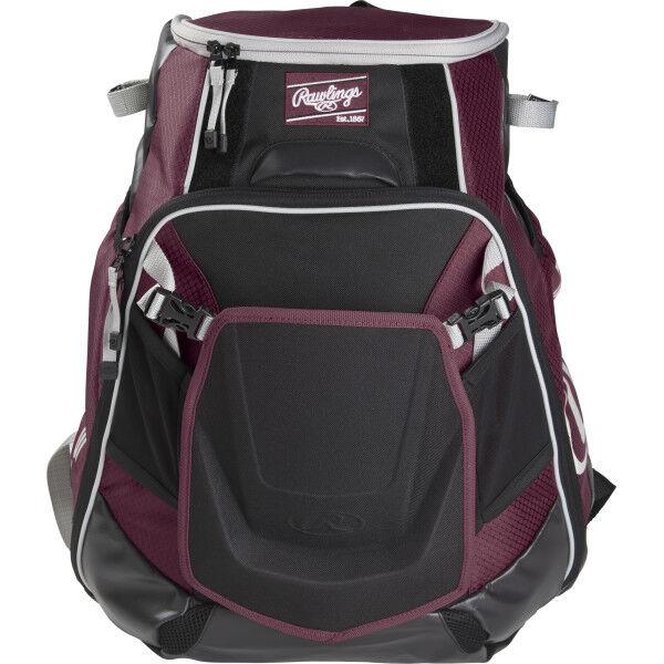 Velo Backpack Maroon