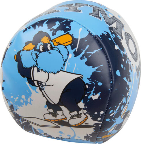 Rawlings Tampa Bay Rays Quick Toss 4'' Softee Baseball With Team Mascot On Front In Team Colors SKU #01320009112