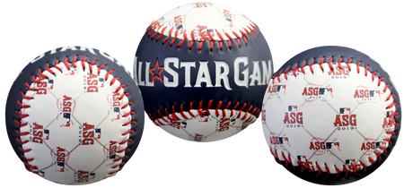 MLB 2019 Replica Crosshatch All-Star Baseball
