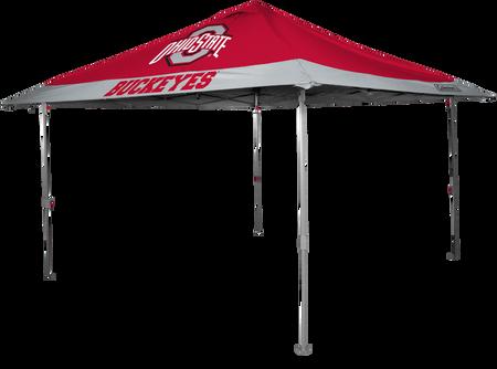 NCAA Ohio State Buckeyes 10x10 Eaved Canopy