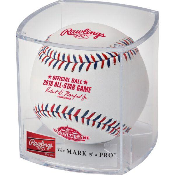 MLB 2018 All-Star Baseballs
