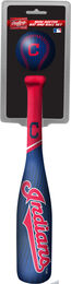 MLB Cleveland Indians Slugger Softee Mini Bat and Ball Set