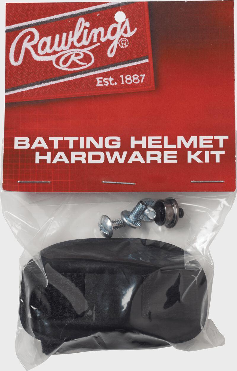 Rawlings Black Replacement Hardware For Faceguards SKU #HDKTX