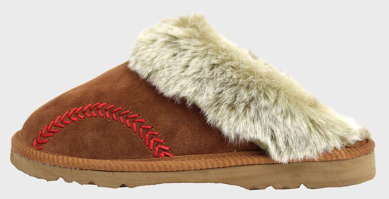Women's Baseball Stitch Slides